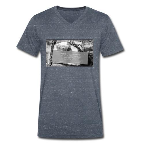 LandwirtschaftForstwirtschaft Fan Shirt - Männer Bio-T-Shirt mit V-Ausschnitt von Stanley & Stella