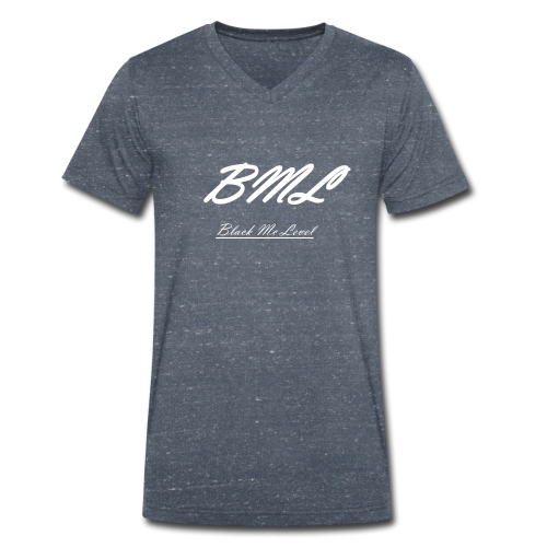 BML - Männer Bio-T-Shirt mit V-Ausschnitt von Stanley & Stella