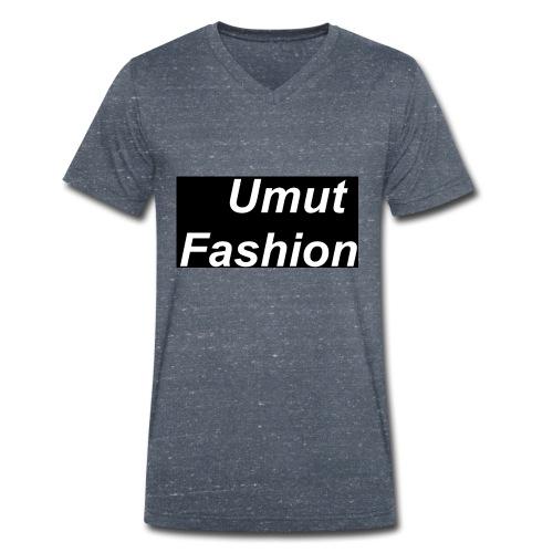Umut Fashion - Männer Bio-T-Shirt mit V-Ausschnitt von Stanley & Stella