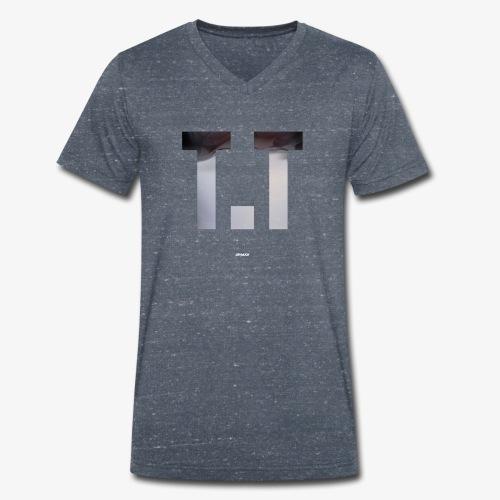 T.T #06 - Männer Bio-T-Shirt mit V-Ausschnitt von Stanley & Stella