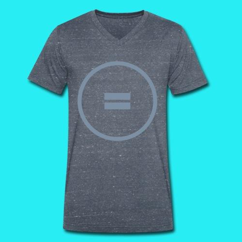 Love4 3 - Männer Bio-T-Shirt mit V-Ausschnitt von Stanley & Stella
