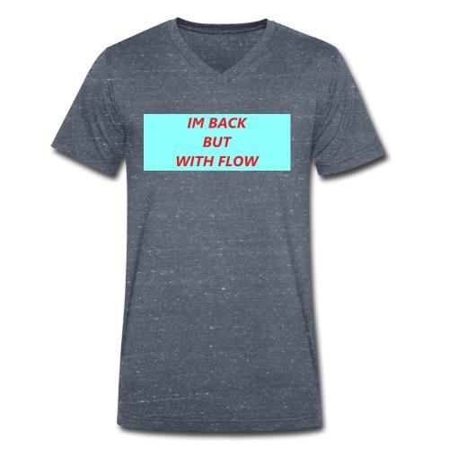 IM Back design - Männer Bio-T-Shirt mit V-Ausschnitt von Stanley & Stella