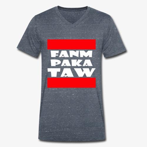 fanm paka taw - T-shirt bio col V Stanley & Stella Homme