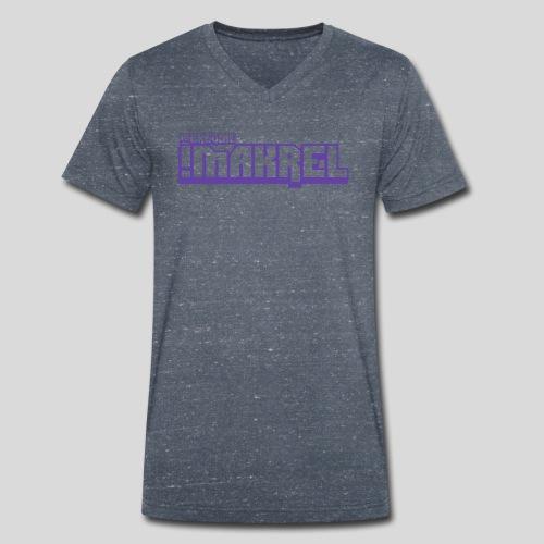 2 - Økologisk Stanley & Stella T-shirt med V-udskæring til herrer