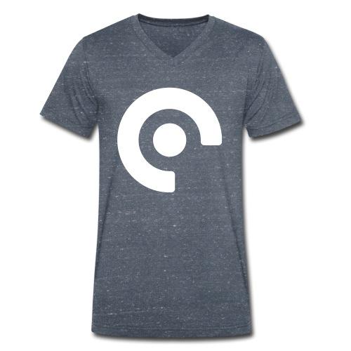 Maglev Logo - Mannen bio T-shirt met V-hals van Stanley & Stella