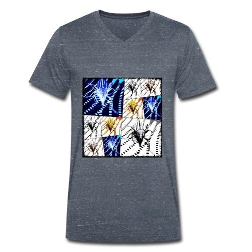 J LESCA - T-shirt bio col V Stanley & Stella Homme