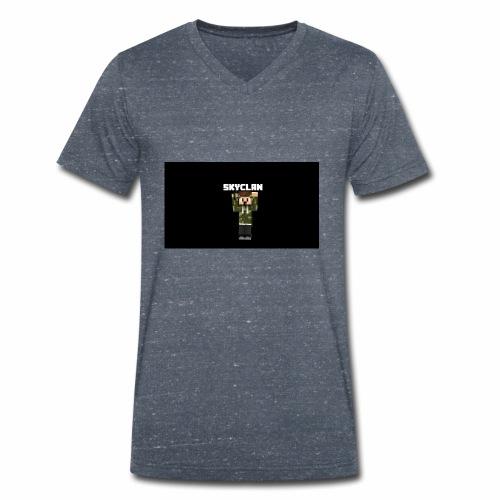 SkyClan - Männer Bio-T-Shirt mit V-Ausschnitt von Stanley & Stella