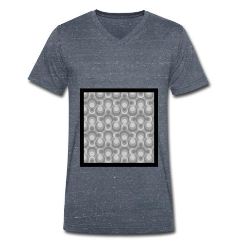 70th telly T-shirt V-Ausschnitt - Männer Bio-T-Shirt mit V-Ausschnitt von Stanley & Stella