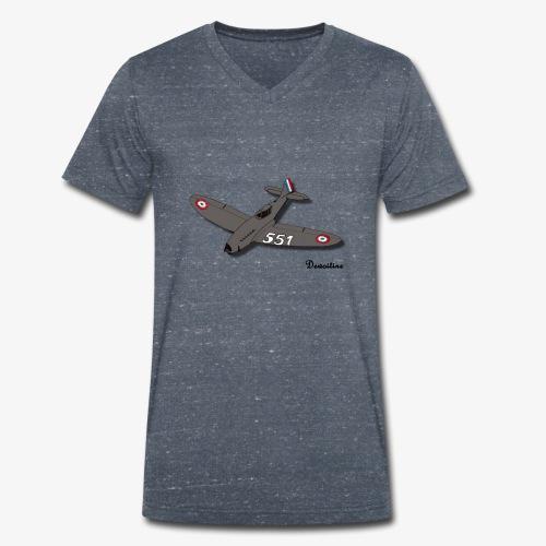 D551 - T-shirt bio col V Stanley & Stella Homme