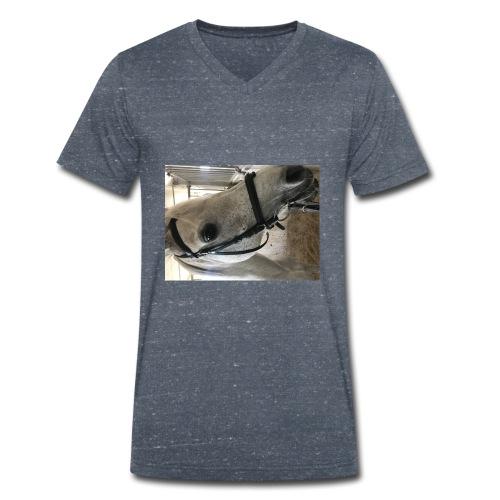 9AF36D46 95C1 4E6C 8DAC 5943A5A0879D - Økologisk T-skjorte med V-hals for menn fra Stanley & Stella