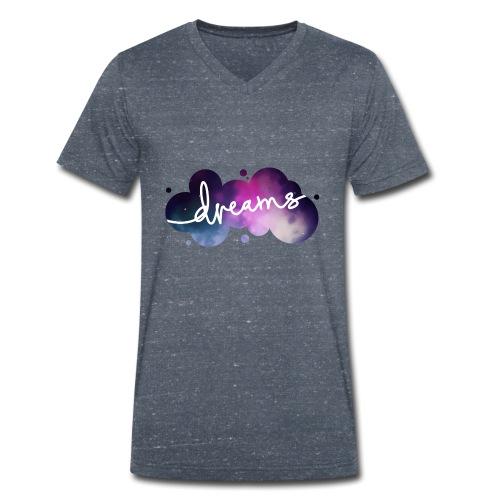 Dream Design - Men's Organic V-Neck T-Shirt by Stanley & Stella