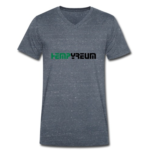 hempyreum - Men's Organic V-Neck T-Shirt by Stanley & Stella
