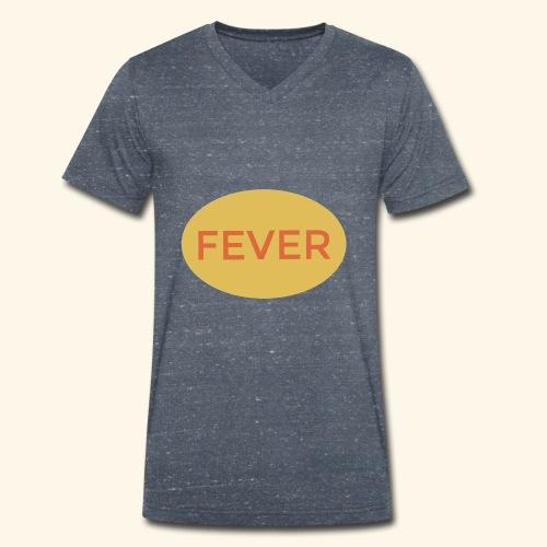 fever - Männer Bio-T-Shirt mit V-Ausschnitt von Stanley & Stella