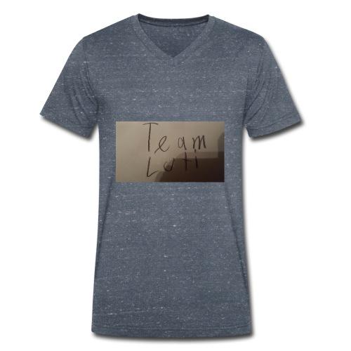 Team Luti - Männer Bio-T-Shirt mit V-Ausschnitt von Stanley & Stella