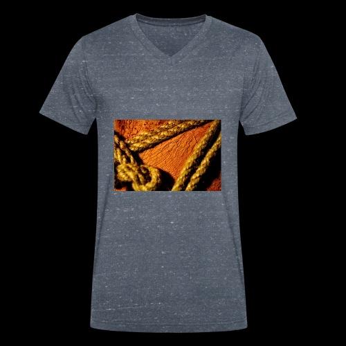 skinrope - T-shirt bio col V Stanley & Stella Homme