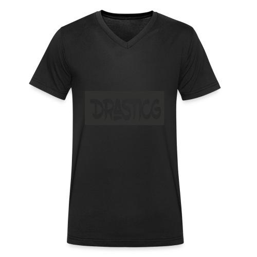 Drasticg - Men's Organic V-Neck T-Shirt by Stanley & Stella