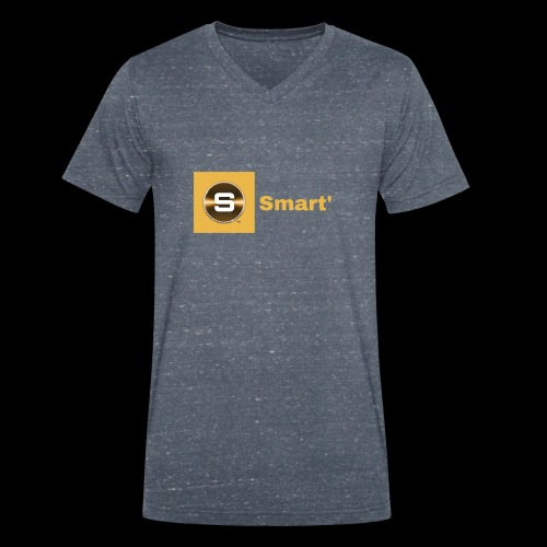 Smart' ORIGINAL Limited Editon - Men's Organic V-Neck T-Shirt by Stanley & Stella