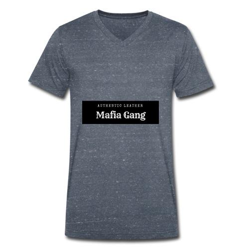 Mafia Gang - Nouvelle marque de vêtements - T-shirt bio col V Stanley & Stella Homme