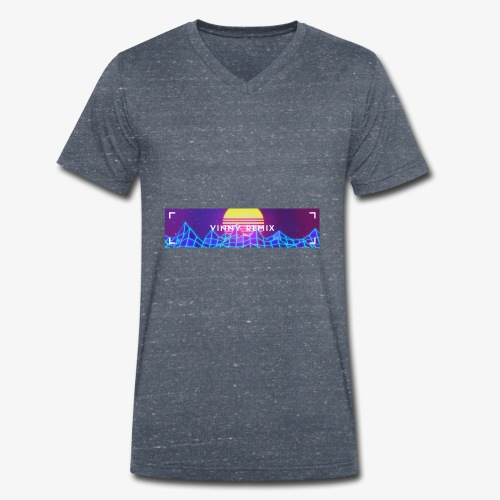 Vinny Remix low price - T-shirt ecologica da uomo con scollo a V di Stanley & Stella