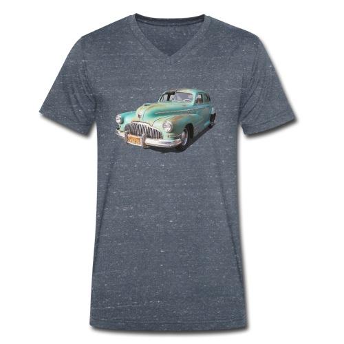 Classic car. Chrysler - Mannen bio T-shirt met V-hals van Stanley & Stella