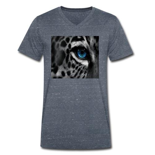 Animal Eye - T-shirt bio col V Stanley & Stella Homme