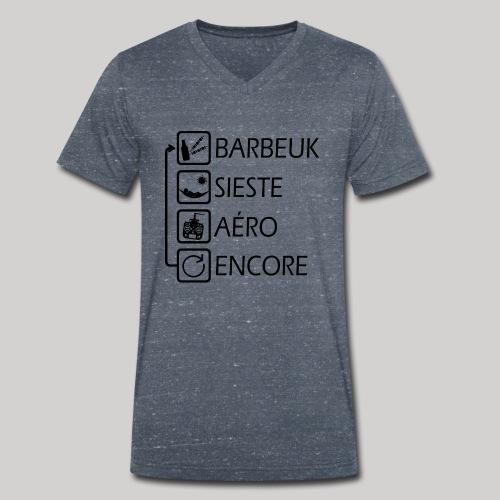 FPV evolution - T-shirt bio col V Stanley & Stella Homme