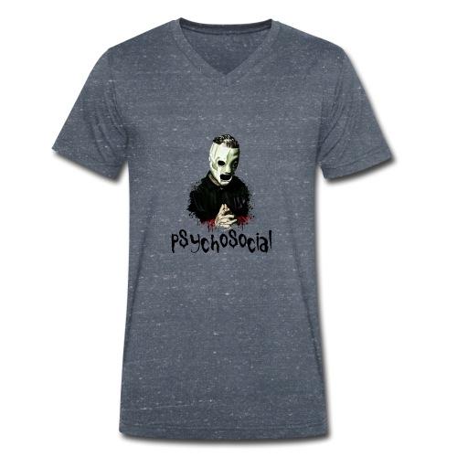 T-shirt - Corey taylor - T-shirt ecologica da uomo con scollo a V di Stanley & Stella