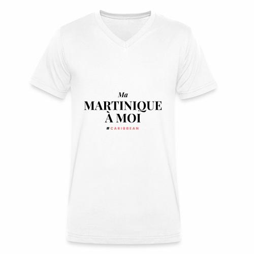 Ma Martinique à Moi - T-shirt bio col V Stanley & Stella Homme