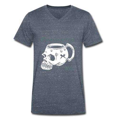 glouglouters - T-shirt bio col V Stanley & Stella Homme