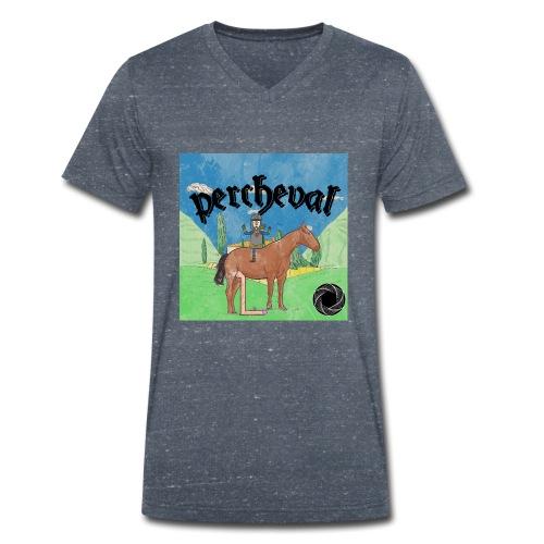 Percheval - T-shirt bio col V Stanley & Stella Homme