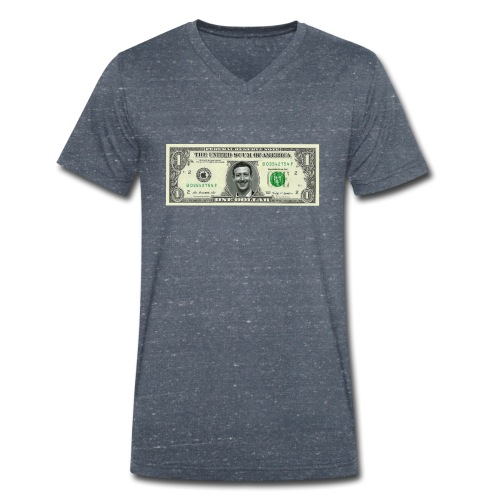 United Scum of America - Men's Organic V-Neck T-Shirt by Stanley & Stella