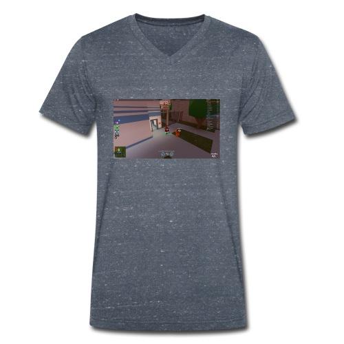 camper - Ekologisk T-shirt med V-ringning herr från Stanley & Stella