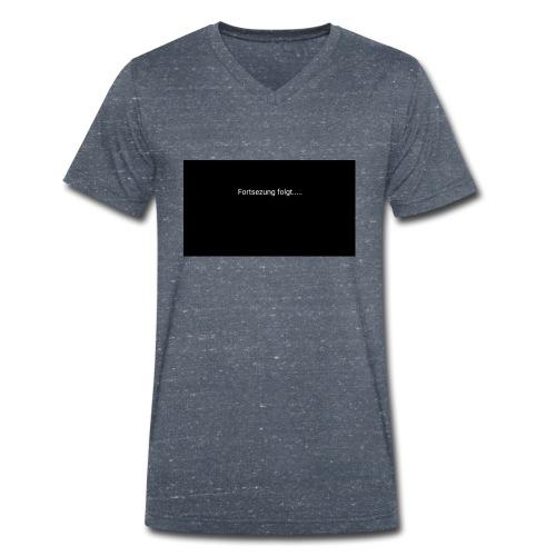 Fortsetztung Folgt....... - Männer Bio-T-Shirt mit V-Ausschnitt von Stanley & Stella