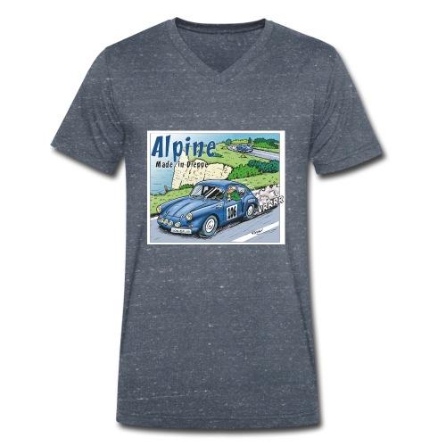 Polete en Alpine 106 - T-shirt bio col V Stanley & Stella Homme