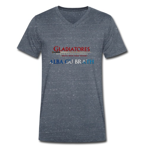 ALBAGUBRATH - Männer Bio-T-Shirt mit V-Ausschnitt von Stanley & Stella