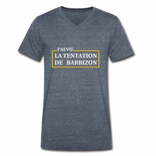 BARBIZON - T-shirt bio col V Stanley & Stella Homme