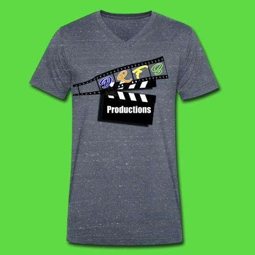 DRFS Productions - Mannen bio T-shirt met V-hals van Stanley & Stella