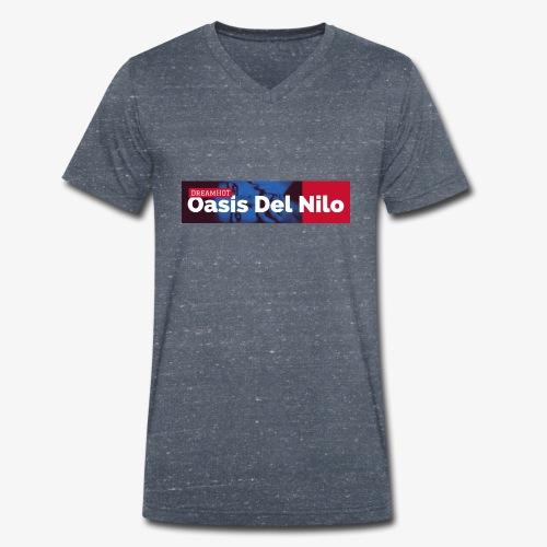 Nilo 2 - T-shirt ecologica da uomo con scollo a V di Stanley & Stella