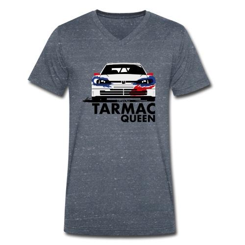Tarmac Queen 306 Maxi Rally - T-shirt bio col V Stanley & Stella Homme