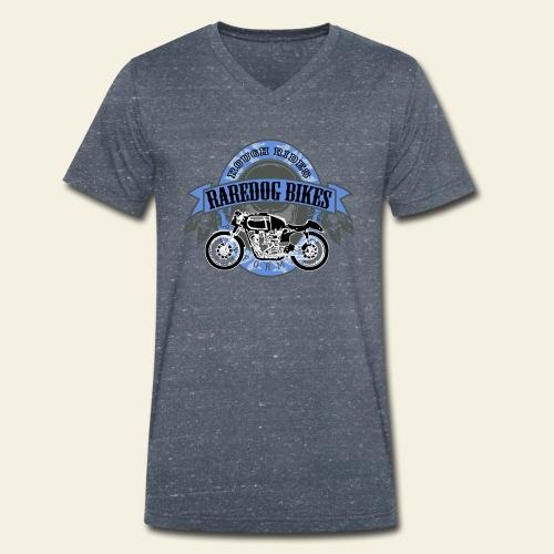 raredog bikes - Økologisk Stanley & Stella T-shirt med V-udskæring til herrer