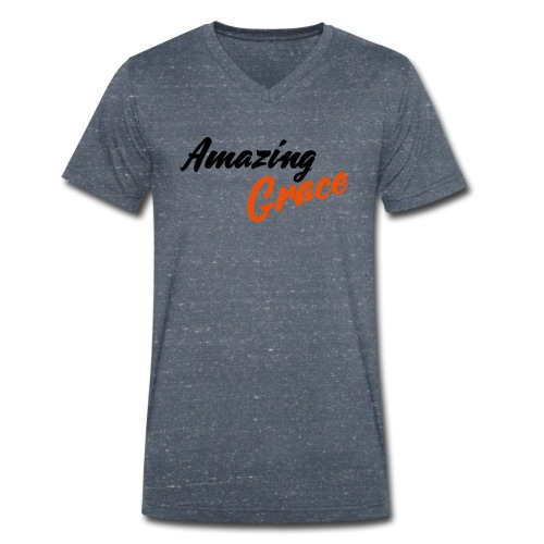 amazing grace - T-shirt bio col V Stanley & Stella Homme