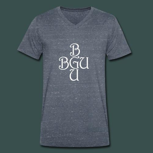 BGU - Männer Bio-T-Shirt mit V-Ausschnitt von Stanley & Stella