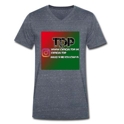 IMG 20180829 WA0003 - Mannen bio T-shirt met V-hals van Stanley & Stella