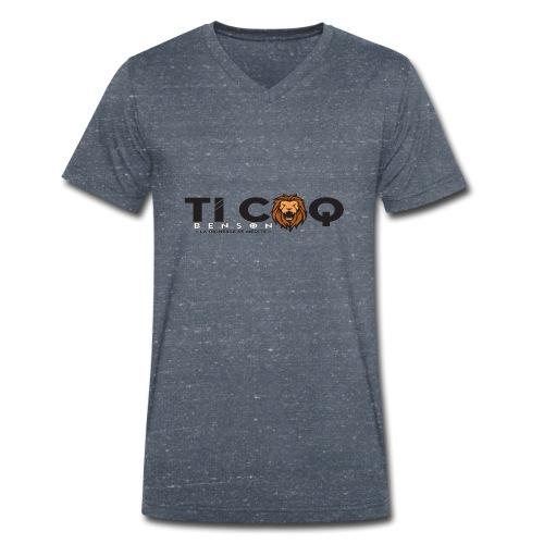 Ti COQ - T-shirt bio col V Stanley & Stella Homme
