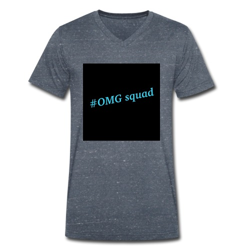 foret #omg squad merch - Men's Organic V-Neck T-Shirt by Stanley & Stella