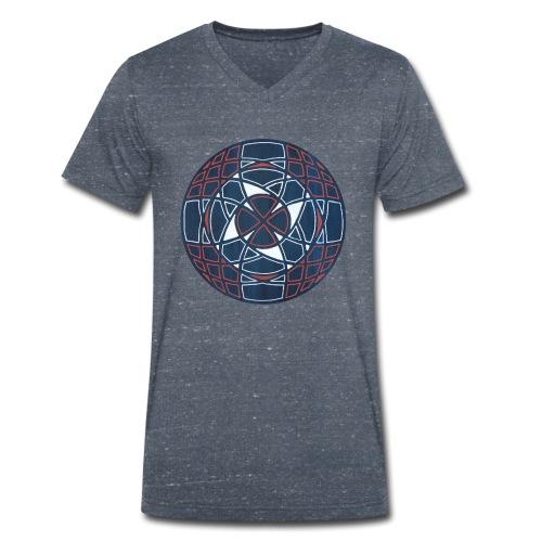 Perception - Men's Organic V-Neck T-Shirt by Stanley & Stella