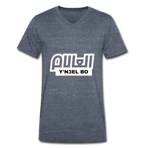 Y'N3EL BO L3ALAM - T-shirt bio col V Stanley & Stella Homme
