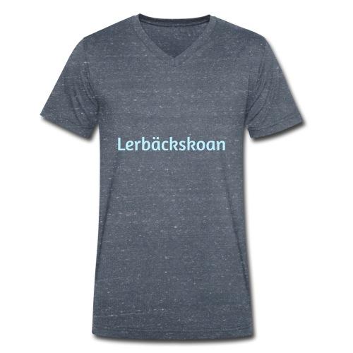 Lerbäckskolan - Ekologisk T-shirt med V-ringning herr från Stanley & Stella