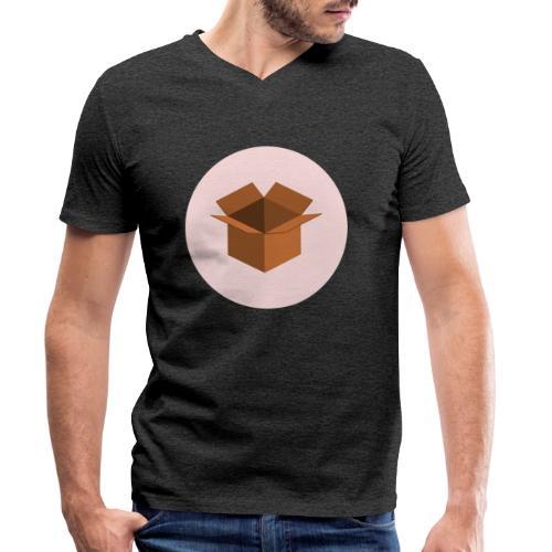 Box - Männer Bio-T-Shirt mit V-Ausschnitt von Stanley & Stella