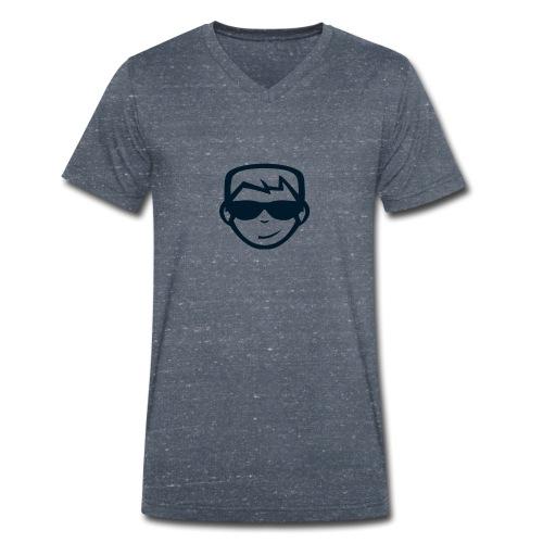 Screenfun - Männer Bio-T-Shirt mit V-Ausschnitt von Stanley & Stella